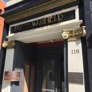 Hotels near Geary Theatre - Warfield Hotel
