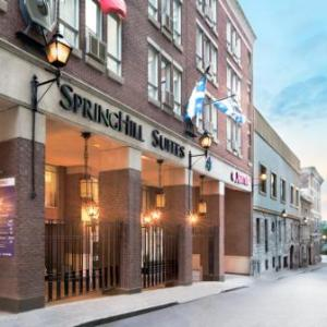 Hotels near Jacques Cartier Pier - Springhill Suites By Marriott Old Montreal