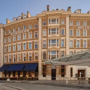Hotels near Egg London - Great Northern Hotel A Tribute Portfolio Hotel London