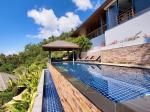 Koh Samui Thailand Hotels - Sunset Heights - Multi Level Seaview Villa