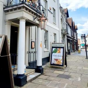The Stag Sevenoaks Hotels - Kings Arms Hotel by Greene King Inns