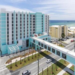 Hotels near Frank Brown Park - Hampton Inn & Suites Panama City Beach-Beachfront