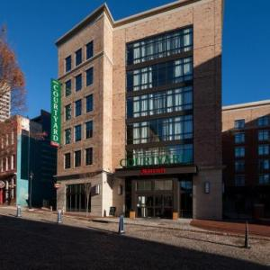 Courtyard By Marriott Richmond Downtown
