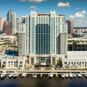 Hotels near Four Green Fields Tampa - Tampa Marriott Waterside