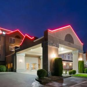 Pacific Raceways Hotels - Best Western Plus Mountain View Auburn Inn