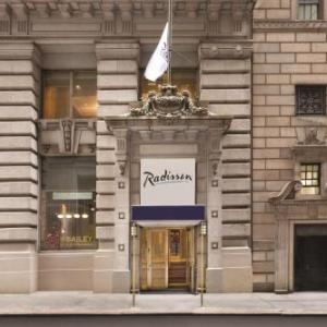 Hotels near Brooklyn Bridge Park - Radisson Hotel New York Wall Street