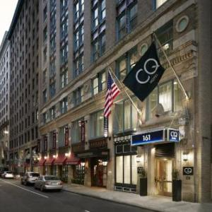 Boston City Hall Plaza Hotels - Club Quarters Hotel in Boston