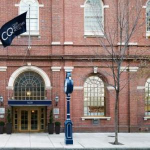 Hotels near Girard College - Club Quarters Hotel In Philadelphia