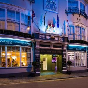 Hotels near Queens Theatre Barnstaple - The Royal & Fortescue Hotel