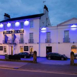Hotels near Doncaster Racecourse - Grand St Leger Hotel