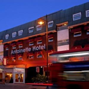 New Wimbledon Theatre Hotels - Antoinette Hotel Wimbledon