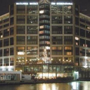 The East Wintergarden Hotels - Britannia International Hotel Canary Wharf