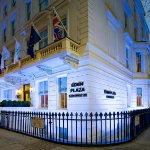 Hotels near Royal Albert Hall London - Eden Plaza Kensington