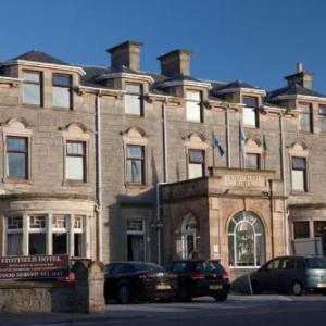 Hotels near Grant Park Lossiemouth - Stotfield Hotel