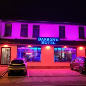 Blackpool Cricket Club Hotels - Barrons Hotel