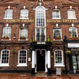 Charterhouse School Godalming Hotels - The Kings Arms and Royal Hotel - RelaxInnz