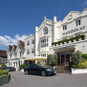 G Live Guildford Hotels - Mandolay The Boutique Hotel