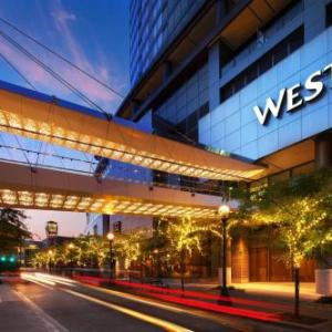 Meydenbauer Center Hotels - The Westin Bellevue