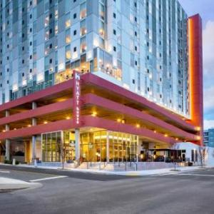 Hotels near Centennial Park Nashville - Hyatt House Nashville at Vanderbilt