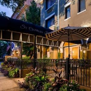 The Fine Arts Center New Orleans Hotels - Best Western Plus St. Charles Inn