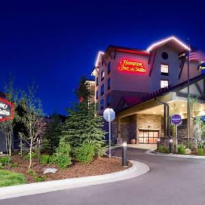 Hampton Inn And Suites Silverthorne Co