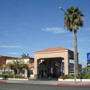 Warnors Theatre Hotels - Americas Best Value Inn Fresno