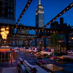 Moxy By Marriott NYC Times Square