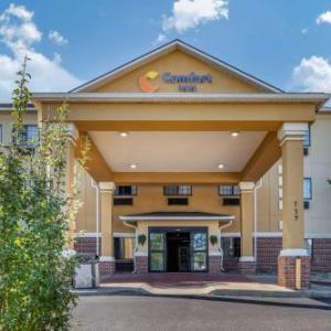 Hotels near Miller Auditorium - Comfort Inn Kalamazoo