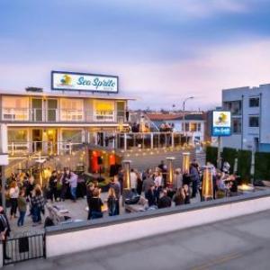 Sea Sprite Ocean Front Hotel