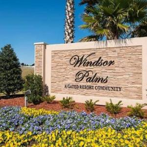 2 Miles to Disney 4 BR Windsor Palms Resort Villa with Private Pool