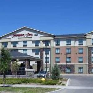 Hotels near Prairieland Park - Hampton Inn Saskatoon South
