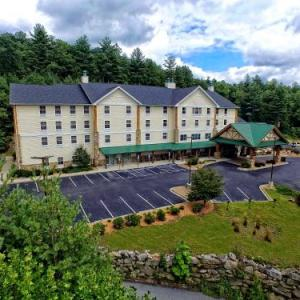 Hampton Inn & Suites Cashiers -Sapphire Valley