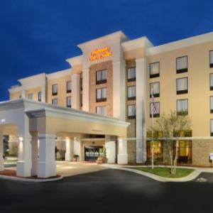 Vines Center Hotels - Hampton Inn And Suites Lynchburg