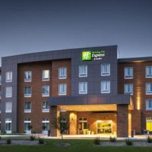 Olin Park Hotels - Holiday Inn Express and Suites Madison Central