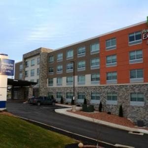 Hotels near Monroeville Convention Center - Holiday Inn Express & Suites - Pittsburgh - Monroeville