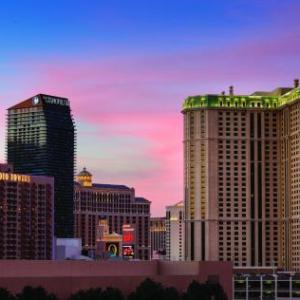 T-Mobile Arena Hotels - Marriott's Grand Chateau
