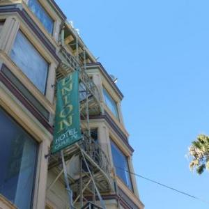 Mighty San Francisco Hotels - Union Hotel