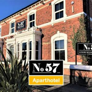 Hotels near Crewe Lyceum Theatre - No57