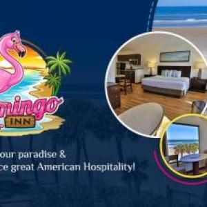 Flamingo Inn Beachfront -Daytona Beach