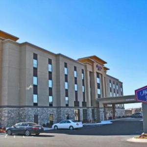 Hampton Inn Cape Girardeau I-55 East MO