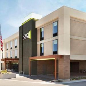 Home2 Suites By Hilton Salt Lake City-east