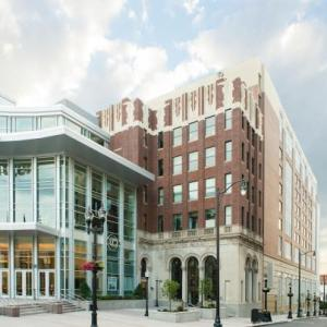 Hotels near PPL Center - Renaissance Allentown Hotel