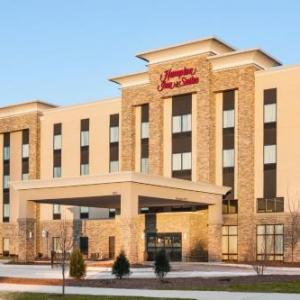 Hampton Inn And Suites Minooka