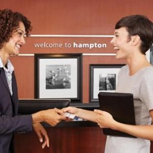 Hampton Inn & Suites Sioux City South IA