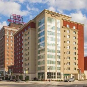 Hotels near O'Brien Field - Courtyard Peoria Downtown