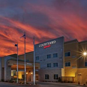 Hotels near Ector County Coliseum - Courtyard Odessa