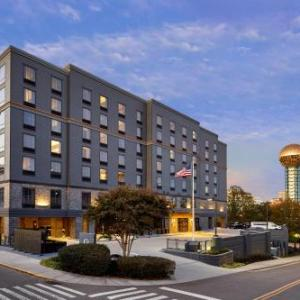 Hotels near Clarence Brown Theatre - Four Points By Sheraton Knoxville Cumberland House Hotel
