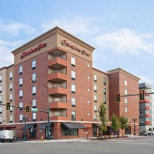 Hotels near Everett Memorial Stadium - Hampton Inn Seattle/Everett Downtown