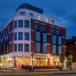 Hotels near Somerville Theatre - Porter Square Hotel