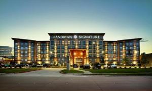 Sandman Signature Plano-frisco Hotel